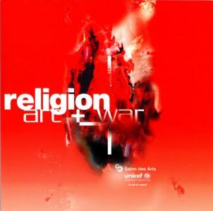 Religion, art + war